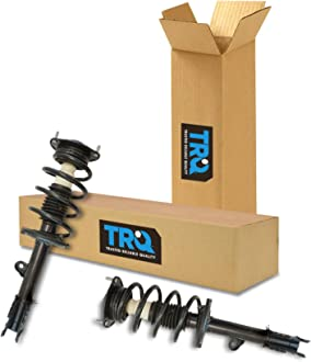 TRQ Front Loaded Complete Strut /& Spring Assembly Left /& Right Pair Set for 2011 Hyundai Sonata 2.0L//2.4L WITHOUT SPORT SUSPENSION SEE IMAGES FOR INFO