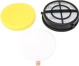 Wymiana rdzenia filtra, ABS + materiały gąbkowe Części do odkurzacza 3 szt. Rdzeń filtra do odkurzacza Czysta wydajność do...