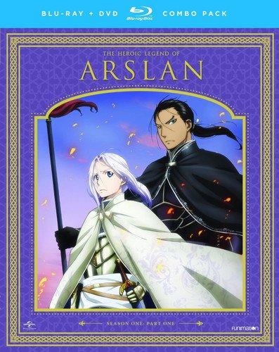 The Heroic Legend of Arslan: Season One Part One [Blu-ray]