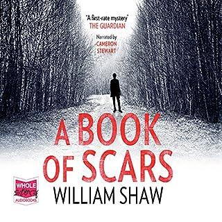 A Book of Scars Titelbild