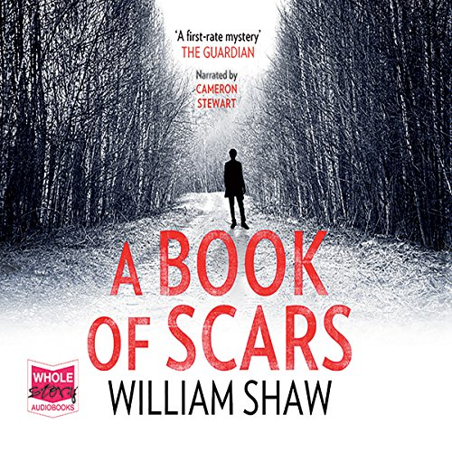 A Book of Scars Titelbild