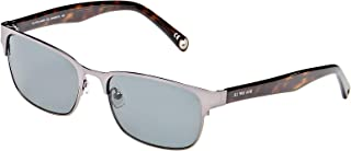 U.S. Polo Assn. Men's Half Frame Sunglass, 55-17-140