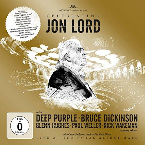 Celebrating Jon Lord (Boxset) (6 CD)