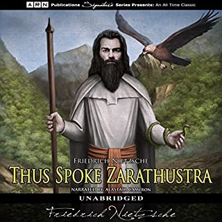 Thus Spoke Zarathustra cover art
