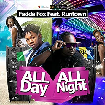 All Day All Night (feat. Runtown)