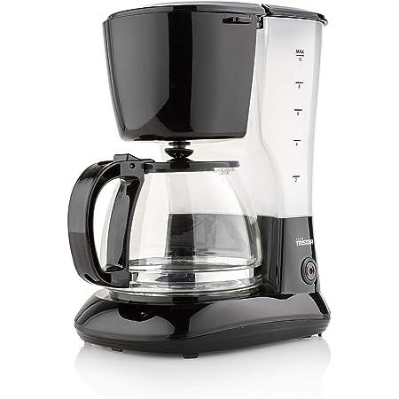 Cafetière Tristar CM-1245 – Volume: 1,25 litre – Dispositif anti-goutte