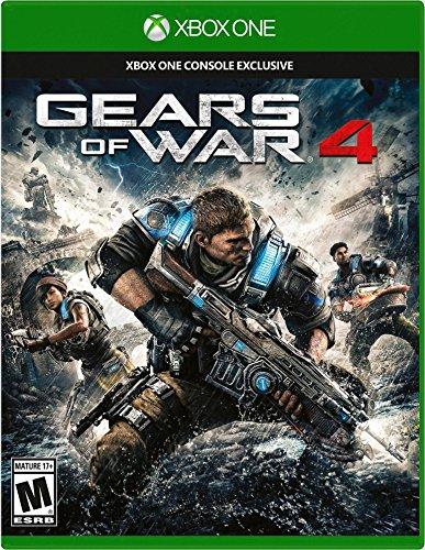Gears of War 4 – Xbox One – Standard Edition