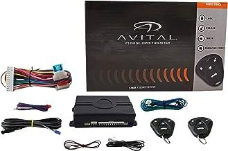 $69 » Avital 3100LX 1-Way Keyless Entry Car Alarm w/Failsafe Ignition Kill & 2 Remotes