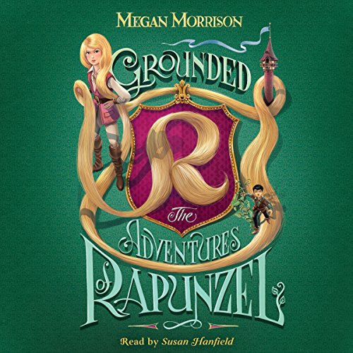 Grounded: The Adventures of Rapunzel cover art