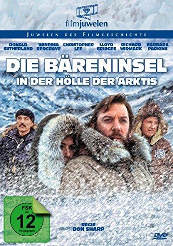 Die Bäreninsel in der Hölle der Arktis (Filmjuwelen)