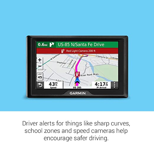 """Car Electronics & Accessories GPS Navigator with a 6.95"""" Display ..."""