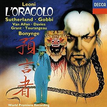 Leoni: L'Oracolo (The Cat And The Cherub)