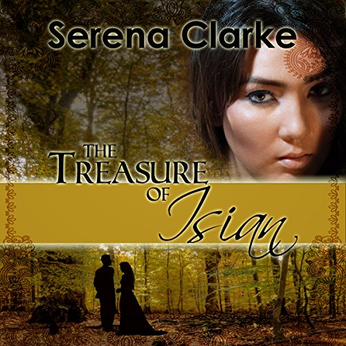 Couverture de The Treasure of Isian
