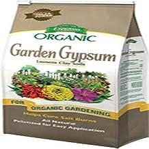 Espoma GG36 Garden Gypsum Soil Conditioner, 36-Pound