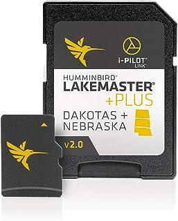 Humminbird 600013-6 LakeMaster Plus Dakotas + Nebraska V2 Digital GPS Maps Micro Card photo