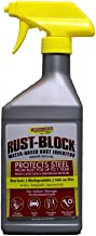 Rust-Block by Evapo-Rust, Keeps Metal Rust Free for up to 12 Months when Stored Inside, 16oz