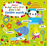 Baby's Very First Play book Garden Words (Baby's Very First Books)
