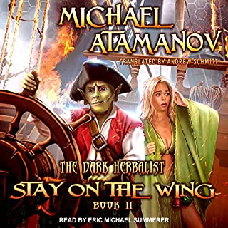 Stay on the Wing cover art