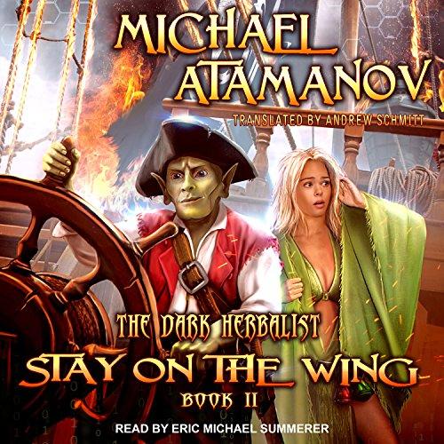 Stay on the Wing audiobook cover art