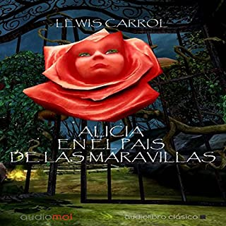 Couverture de Alicia en el país de las maravillas [Alice's Adventures in Wonderland]