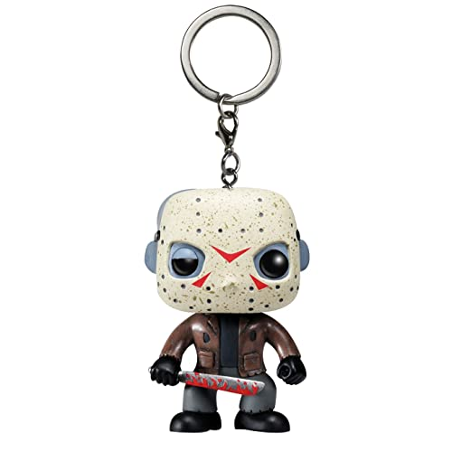 Amazon.com: Funko POP Keychain: Horror - Jason Voorhees Toy ...