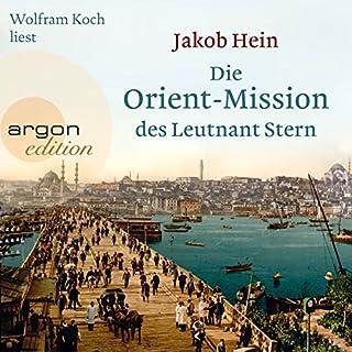 Die Orient-Mission des Leutnant Stern Titelbild