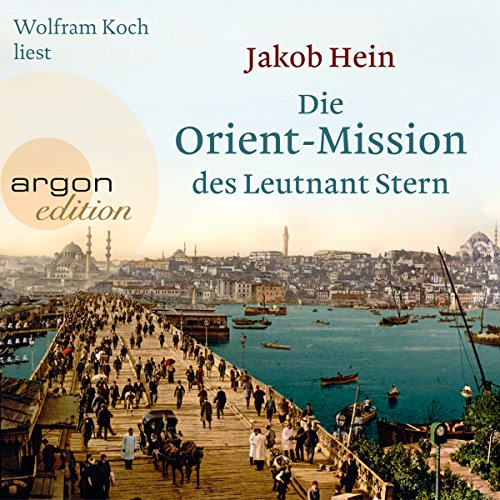 Die Orient-Mission des Leutnant Stern  By  cover art