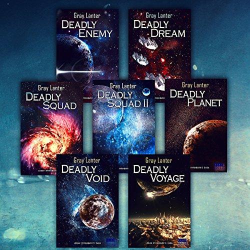 Logan Ryvenbark's Saga Box Set audiobook cover art
