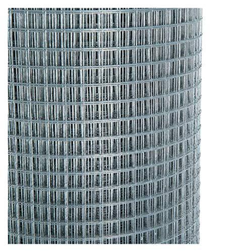 GXK Volierendraht 4-Eck Maschendraht 1,0 x 25m 12x12 mm Gartenzaun Zaun verzinkt