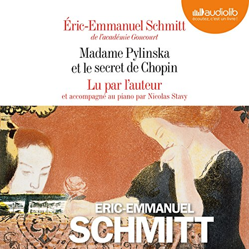 Couverture de Madame Pylinska et le secret de Chopin