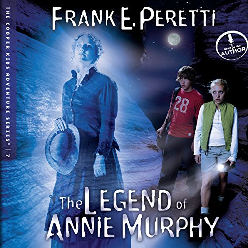 The Legend of Annie Murphy audiobook cover art
