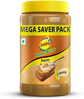 sundrop peanut butter creamy