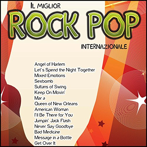 Il miglior rock pop internazionale