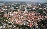 druck-shop24 Wunschmotiv: Luftbild von Göttingen/Aerial
