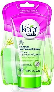 Veet In-Shower Cream Dry Skin 150ml
