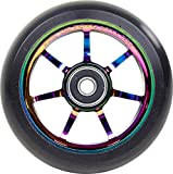Ethic DTC Incube Rainbow Stunt-Scooter Wheel 110mm 88a Rolle