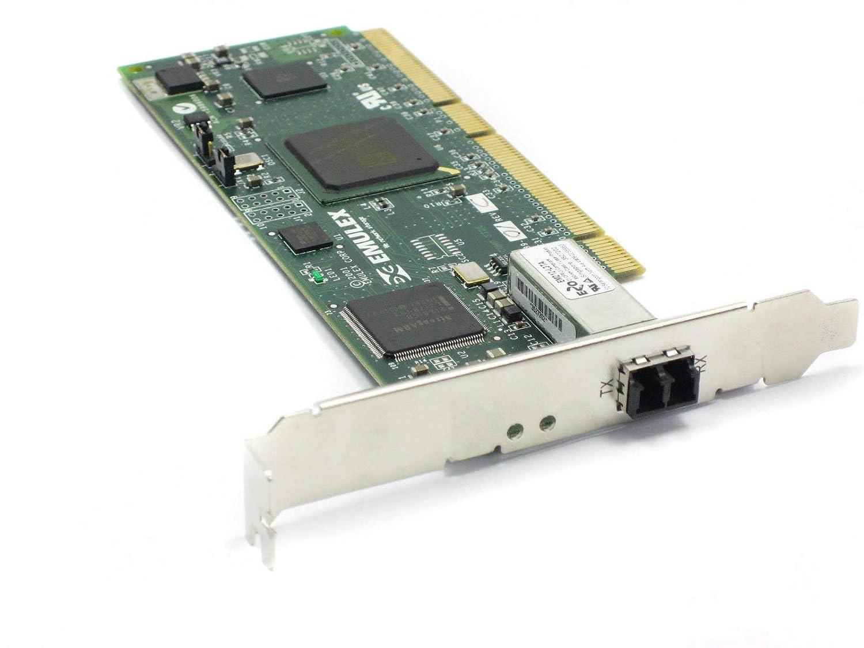 HP 2GB PCI-x ファイバーチャネル ネットワークアダプター 336070-001 (認定リファービッシュ品)