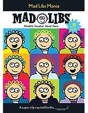 Mad Libs Mania [Idioma Inglés]