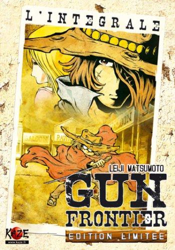 Gun frontier - Intégrale Collector ( Collection Leiji Matsumoto ) [Édition Limitée] [Édition Limitée]