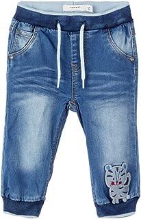 NAME IT NBMBOB DNMBAJAKE 2245 - Pantalones Vaqueros para niño
