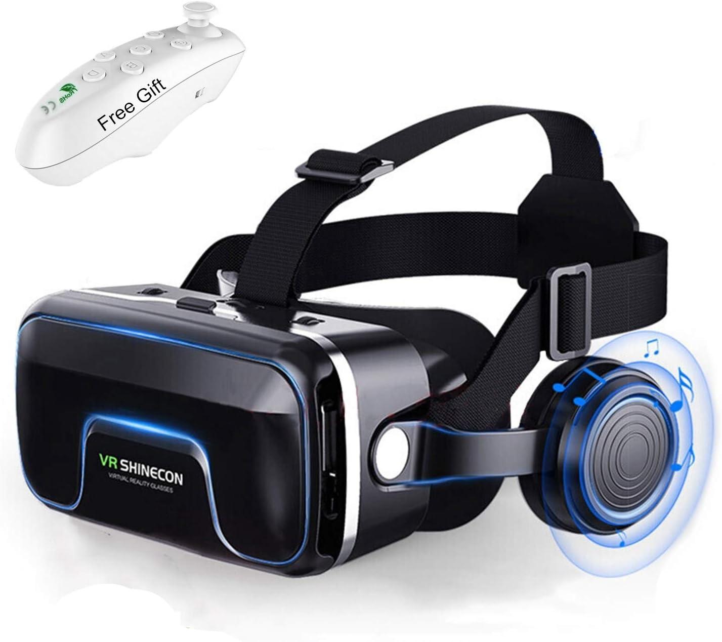 Immersive 3D 日本未発売 VR Glasses Box Virtual Reality Pro Headset Version 休み