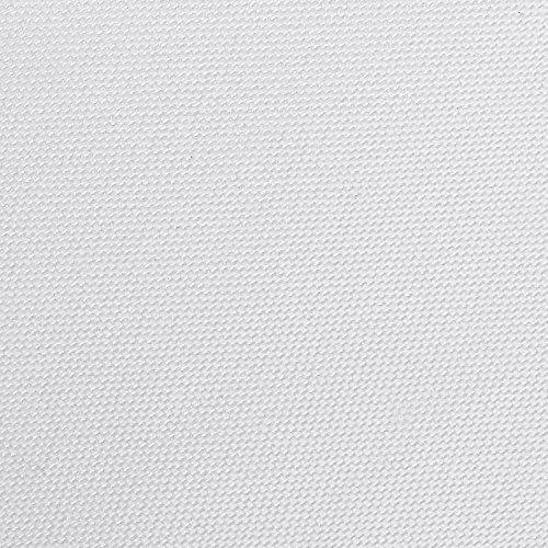 Neewer 12x5 feet/3.6x1.5 Meters Nylon Silk White Seamless Diffusion Fabric for Photography Softbox, Light Tent and DIY Lighting Modifier