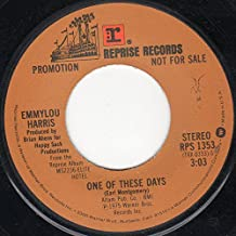 one of these days / mono 45 rpm single