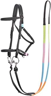 Pony Bridle Equestrian Bridle Snaffle Bridle Western Bridle Harness Accessories Equestrian Supplies Equestrian Training Co...