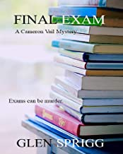 Final Exam (Cameron Vail Book 1)