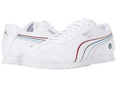 PUMA BMW Roma (Puma White/Puma White) Men