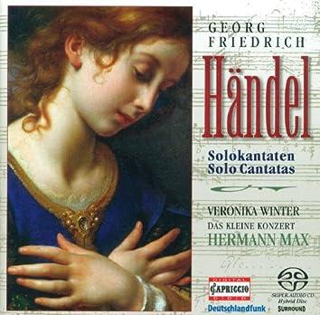 Handel, G.F.: Cantatas - Hwv 105, 112, 113, 173