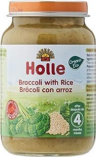 Holle Potito Brocoli Con Arroz Integral +6 Meses 190G 100 g