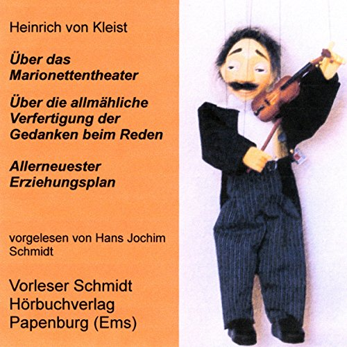 Über das Marionettentheater Titelbild