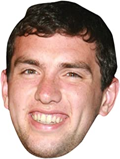 Andrew Luck Celebrity Mask, Card Face and Fancy Dress Mask